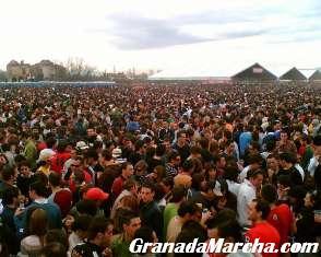 Fiesta de la primavera Granada