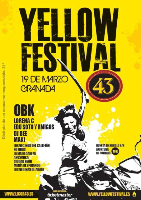 Yellow Festival sigue adelante