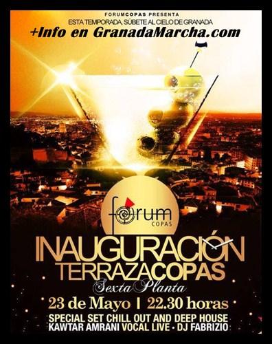 Inauguración temporada Forum Copas