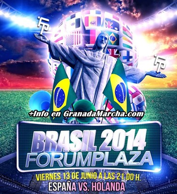 Discoteca Forum Plaza, futbol
