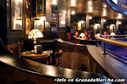 Palco Mae West Granada