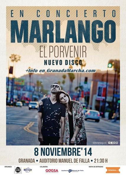 Marlango en Concierto en Granada