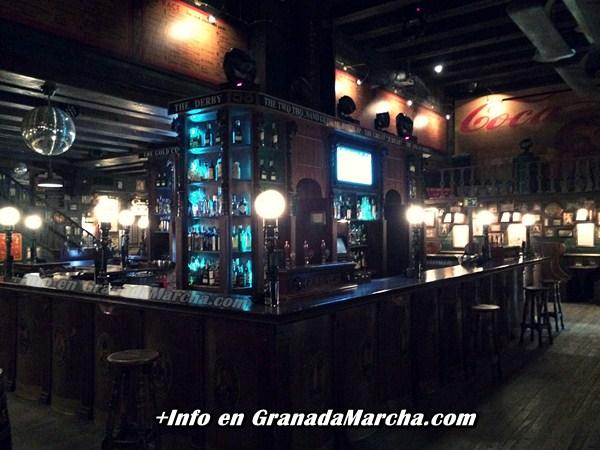 Sala Molly Malone Granada (Mae West)