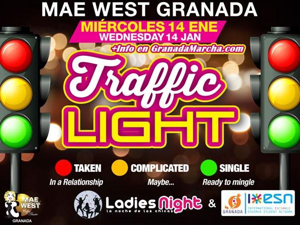 Fiesta Ladies Night en Mae West Granada