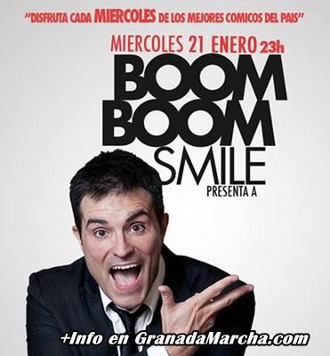 Monólogos con Luis Larrodera en Boom Boom Room Granada