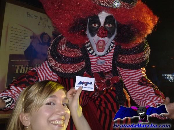 Circus GranadaMarcha