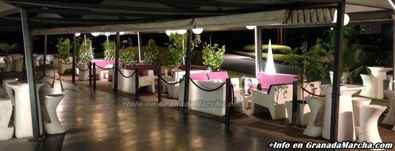 Palcos, mesas vip terraza forum plaza