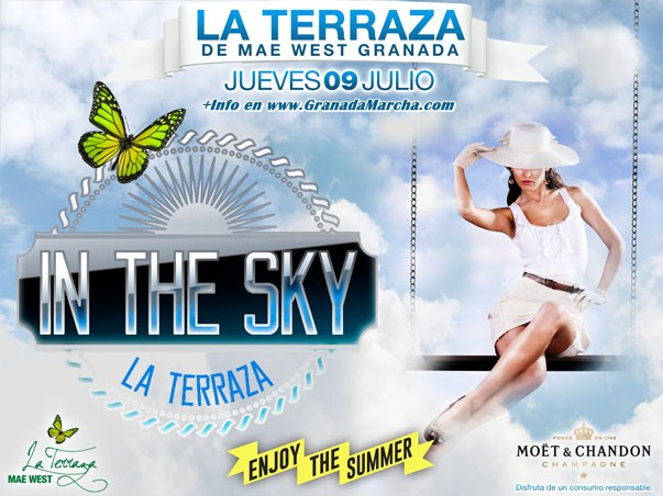 Inauguración La Terraza de Mae West Granada