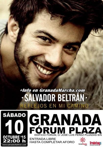 Salvador Beltran en Sala Forum Plaza Granada
