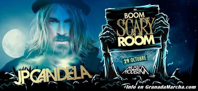 Jp Candela Halloween 2015 Boom Boom Room