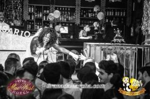 Fotos destacadas del 10º Aniversario de Mae West Granada