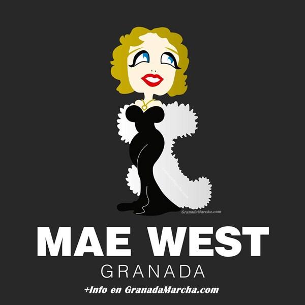 Logo Mae West Granada 2016