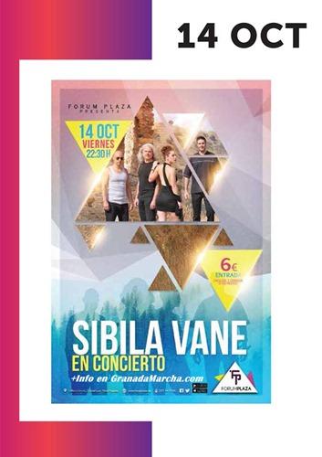 Concierto Sibila Vane