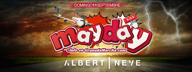 Vuelven las fiestas de Domingo a Mae West Granada en Septiembre