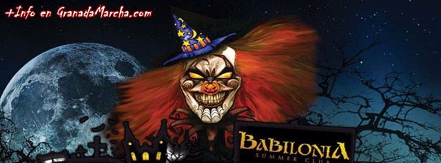 Halloween 2016 en Babilonia