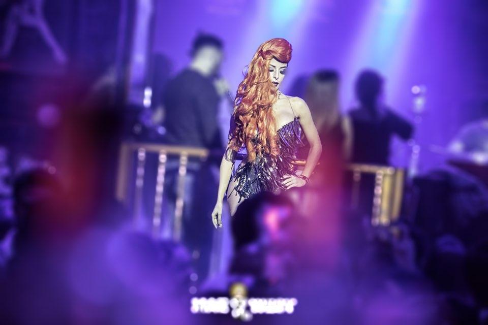 Mae West Granada Nochevieja 2016