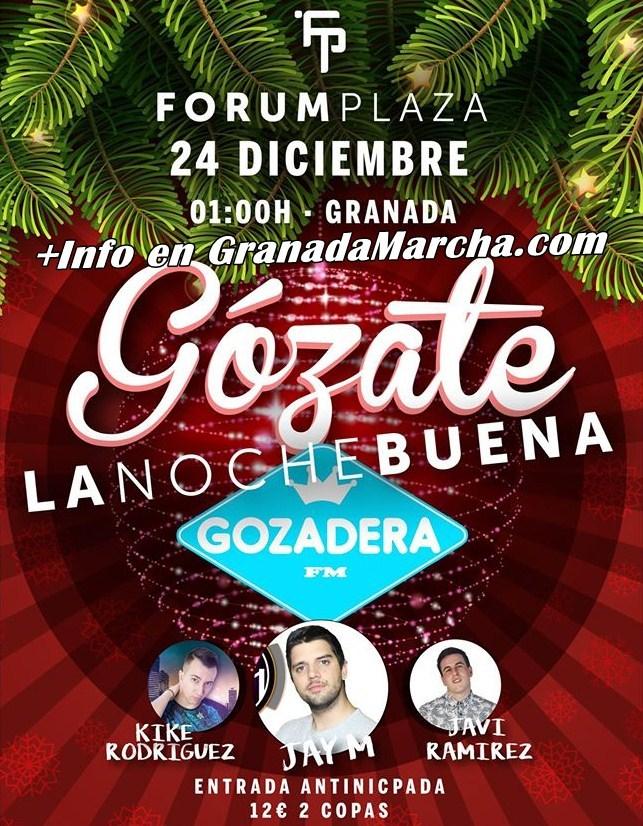 La Gozadera en Forum Plaza en Nochebuena