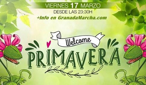 Fiesta de la Primavera 2017 en Mae West Granada