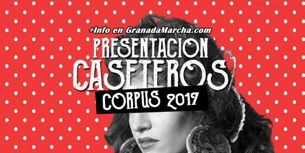 Presentación Caseteros, Corpus 2017