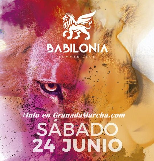 Inauguración Babilonia Summer 2017