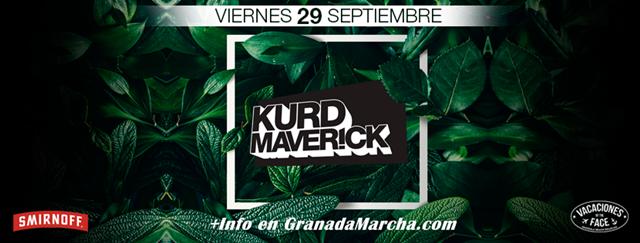 Kurd Maverick en Mae West Granada